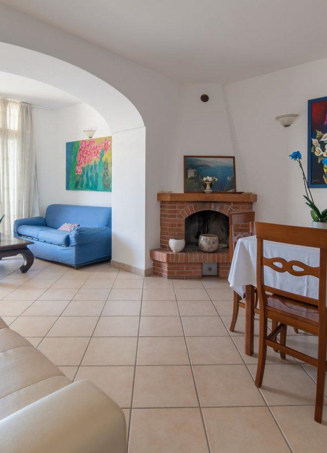 Olga's Residence - Amalfi Coast Villa sorrento apartment private pool Naples Pompeii Capri Island ItalyDSC01874-HDR