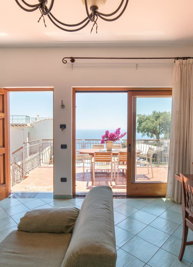 Olga's Residence - Amalfi Coast Villa sorrento apartment private pool Naples Pompeii Capri Island ItalyDSC02031-HDR